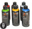 Basic colours Flame High Pressure 12 cans starter promo