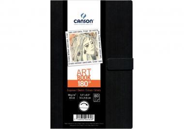Canson 180˚art book ,80φ