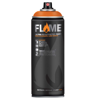 Molotow Flame - High Pressure Acrylic Spray Paint 400ml