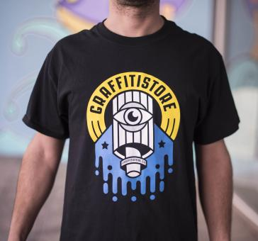 Graffitistore Logo T-shirt