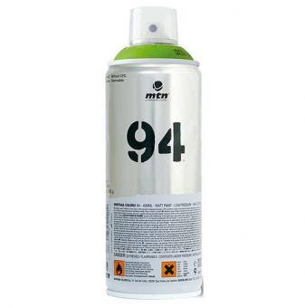 MTN 94 Spray Paint Light yellow