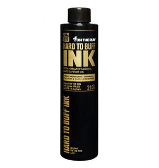 Hard to buff Ink 210ml black