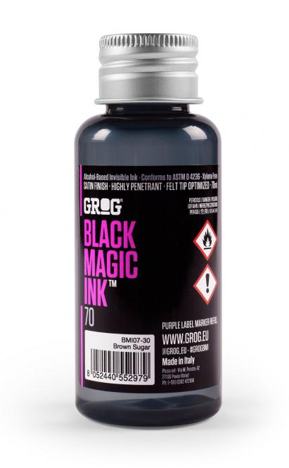 Grog Black Magick Ink