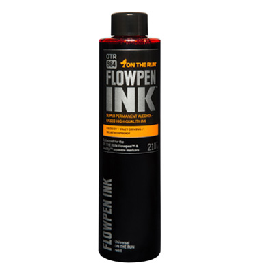 Flow pen ink 901 OTR DIRTY CHROME