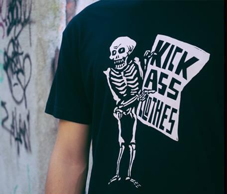 Kick ass clothes