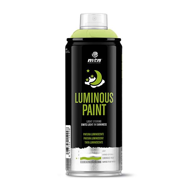 Montana luminous paint Glow 400 ml