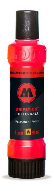 Roller Ball Dripstick 3mm red
