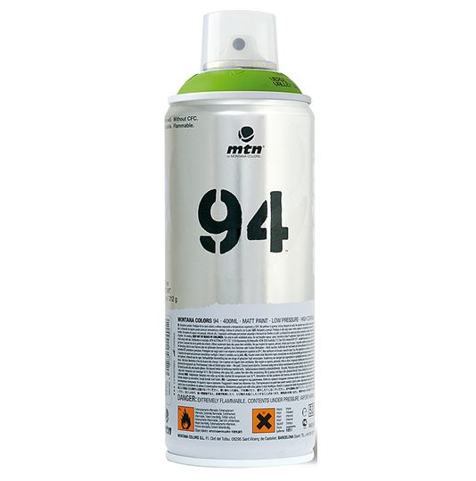 MTN 94 Spray Paint Black