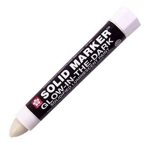 Glow in the dark Solid Marker