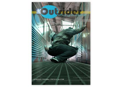 Outsider Magazine Vol. 2 magazine